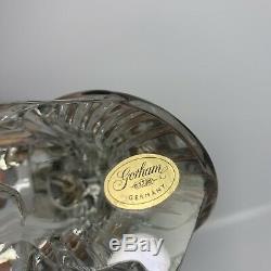10 Piece Gorham Crystal Nativity Set Made In Germany