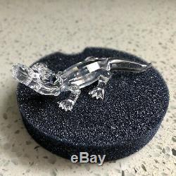 12 Piece Swarovski Crystal Figurine Lot Animals, Original Boxes MINT condition