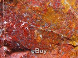 1 Extra Large Piece Of Colorful Agate, Rough, Cab, Lapidary, Specimen 30+pounds