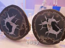 1 Set Of Septarien Geodes Dragon Balls Vary Rare Collection Piece Beautiful
