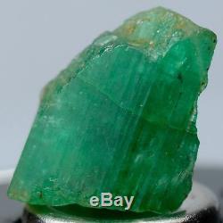 24.70 Carat Ten Pieces Natural Rough Emerald Crystals Lot (4.50 carat 1.50 ct)