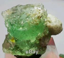 305 Grams 6 pieces perfectly Fluorite Crystals type Specimen from mine Pakistan