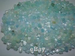 4000 Carats Good Quality Aquamarine Polished Beats 710 Pieces @Pakistan