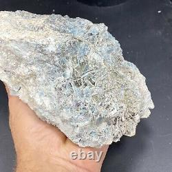 4lbs Pyrite Blue Kyanite Crystal Combo piece Graves Mt Georgia