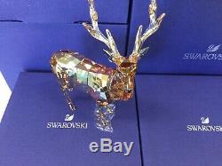 Alexander Stag Scs Annual Edition Member Piece 2020 Swarovski Crystal 5487948