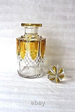 Antique Val St Lambert Valembert 8 piece vanity set 1920-1930