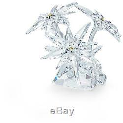 Edelweiss Flower Scs Member Piece 2020 Swarovski Crystal 5493708