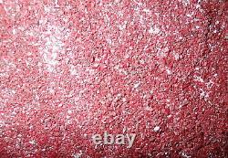 Fine Ground Cinnabar Crystal Tiny pieces 0.5 KG Lot