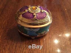 Franklin Mint 7 Piece Crystal Cinderella Set. See Pics