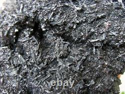 HUTCHINSONITE METALLIC CRYSTALS on MATRIX from PERU. SUPERB QUALITY PIECE