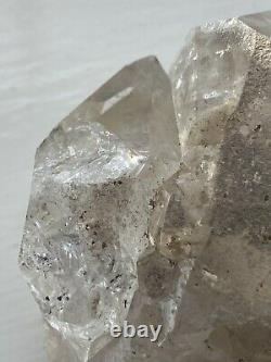 Herkimer diamond Quartz crystal Large Piece