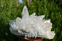 High Quality Grade A Specimen Himalayan Clear Quartz Display Piece 2.96Kg's