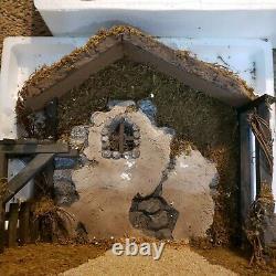 Kirkland Signature Christmas Nativity Crystal Accents 18 Piece Set