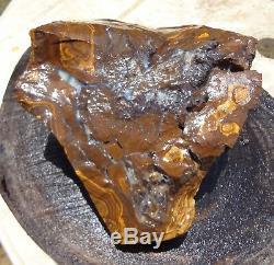 Large! 5 Kilogram Piece of Boulder Opal Rough Lapidary, Specimen, Collectible