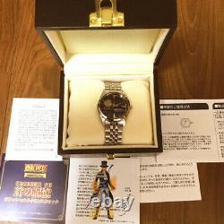 Limited Edition SEIKO x ONE PIECE Premium Collection Free Shipping with Insurance