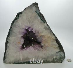 Natural Amethyst Crystal Cathedral Display Piece 19.7 lbs