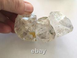 Natural Herkimer Quartz Crystal Cluster Collectable Display Piece
