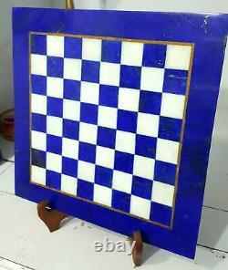 Nice Quality Lapis Lazuli Chess With Pieces