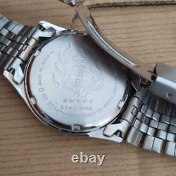 ONE PIECE Ace Fire Limited Official Memorial Watch Quartz Premium Collection JP
