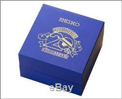 ONE PIECE SEIKO Watch 20th Anniversary Limited Luffy Chronograph Quartz Blue