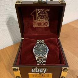 ONE PIECE Watch 10th Anniversary Limited Quartz Limited to 9999 pieces with Box