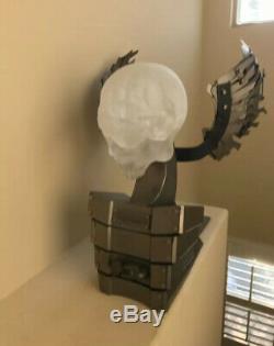 Oakley Crystal Skull Airwave Display Piece RARE