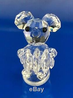 PERCIOSA CRYSTAL MUSICAL BEARS in ORIGINAL BOX with CERTIFICATE 7piece set