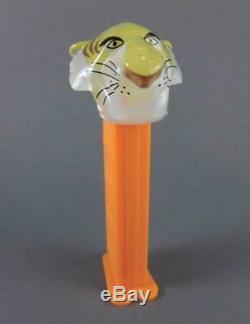 Pez Jungle Book Shere Khan Test Piece Crystal Super Rare Dispenser Feet