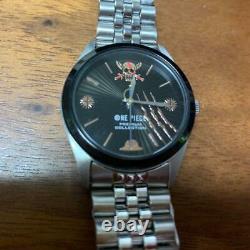 SEIKO ONE PIECE PREMIUM COLLECTION SHANKS Quartz Watch Limited 999 Very Rare