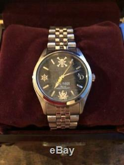SEIKO ONE PIECE Watch 10th Anniversary Limited Luffy Chronograph Quartz JP Rare