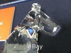 SWAROVSKI Crystal Figurine THE DOG Rare Collectable Piece