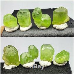 Selected pieces Peridot Crystal 143 Carat
