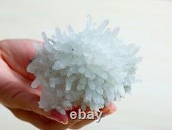 Set Lot Of Beautiful Quartz Crystals Specimen 5 Pieces From Bulgaria