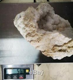 Stunning Giant XXL Large Quartz Geode, Healing Crystal. Charging Piece