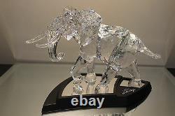 Swarovski 2006 The Elephant Limited Edition 10000 Pieces Worldwide Mint In Box