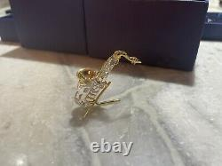 Swarovski Crystal Figurines Lot Discontinued Pieces Rare And Beautiful