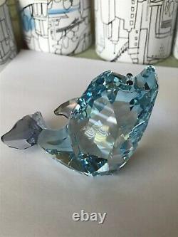 Swarovski Crystal Lovlots Sealife Figurines (6 total pieces) Mint