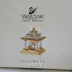 Swarovski Crystal Memories Journeys Japanese Temple in Box FANTASTIC PIECE
