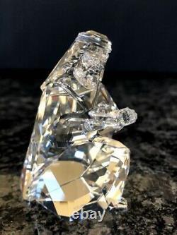 Swarovski Crystal Nativity Set 14 pieces