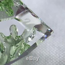 Swarovski Crystal SCS Green Gecko Event Piece 2008 905541