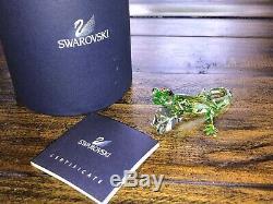 Swarovski Gecko Event Piece 2008 Crystal Figurine #905541