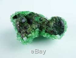 WHOLESALE BOX with alunite alum 54 PIECES chalcanthite 5 COLOURS flat