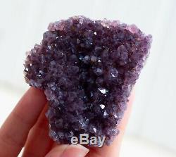 Wow! Purple Amethyst Crystals Specimen Lot Of 27 Pieces From Alacam, Turkey
