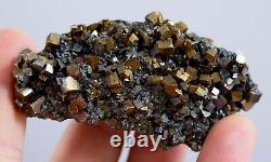 Wow! Shiny Pyrite With Quartz Crystals Lot Of 28 Pieces From Bulgaria