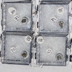 10pieces Plat En Gros Réel Uncut Diamond Cristaux To1.3ct Congo @ 50 $ En Vente