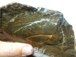1.3 Kilogramme Naturel Eromanga Boulder Opal Rugueux Spécimen Piece Lapidaires Hobby