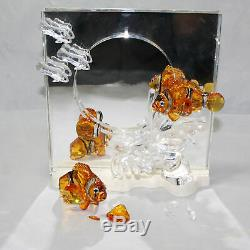 2004 Merveilles De Cristal Swarovski De La 1ère Pièce Mer