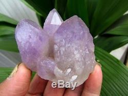 23 Pièces (5.5lb) Point De Cristal Quartz Naturel Unique Améthyste Specimens