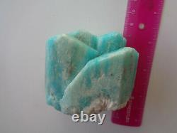 320g Giant Amazonite Twin Collection Piece Lake George Colorado