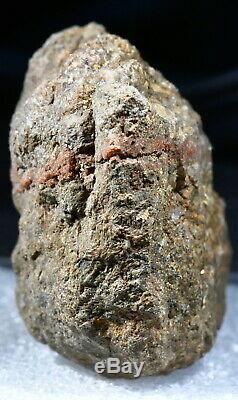 4.5 CM Radioactifs Thorite Cristal! Piece Plus Grande, Kemp Prospect, Ontario, Canada